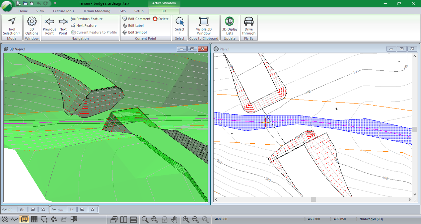 3d Mapping Site Design Software For Engineers Terrain Tools