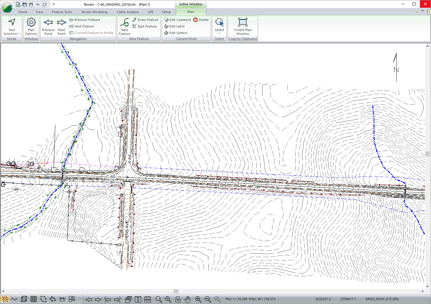 3D Mapping & Site Design Software for Engineers - Terrain Tools